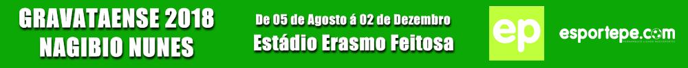 Banner- Gravataense 2018 - 1